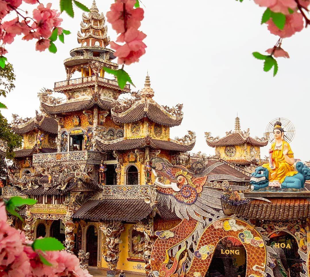 Chùa Linh Phước - ngôi chùa độc lạ giữ nhiều kỷ lục nhất ở Đà Lạt