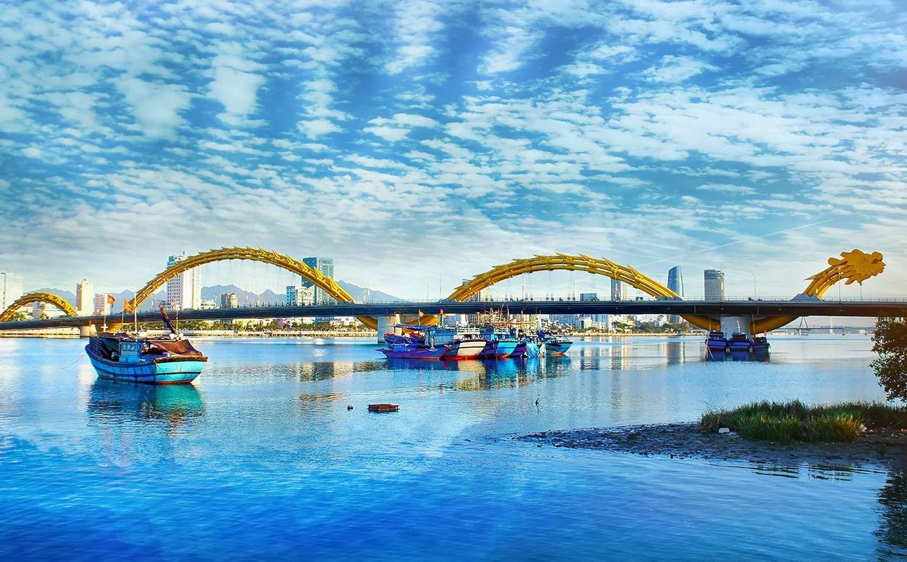 Chiêm ngưỡng nét độc đáo của 5 cây cầu bắc qua sông Hàn ở Đà Nẵng