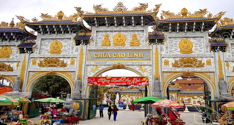 6 ngôi chùa linh thiêng có kiến trúc ấn tượng nhất Hải Phòng