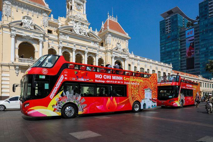 3 điều nên biết khi tham quan TP HCM bằng xe bus