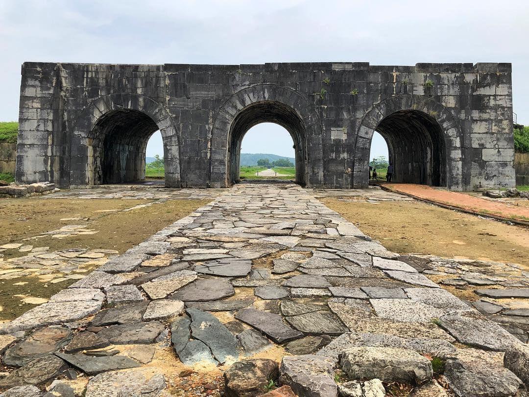 Kiến trúc độc lạ của Thành nhà Hồ - di sản văn hóa thế giới