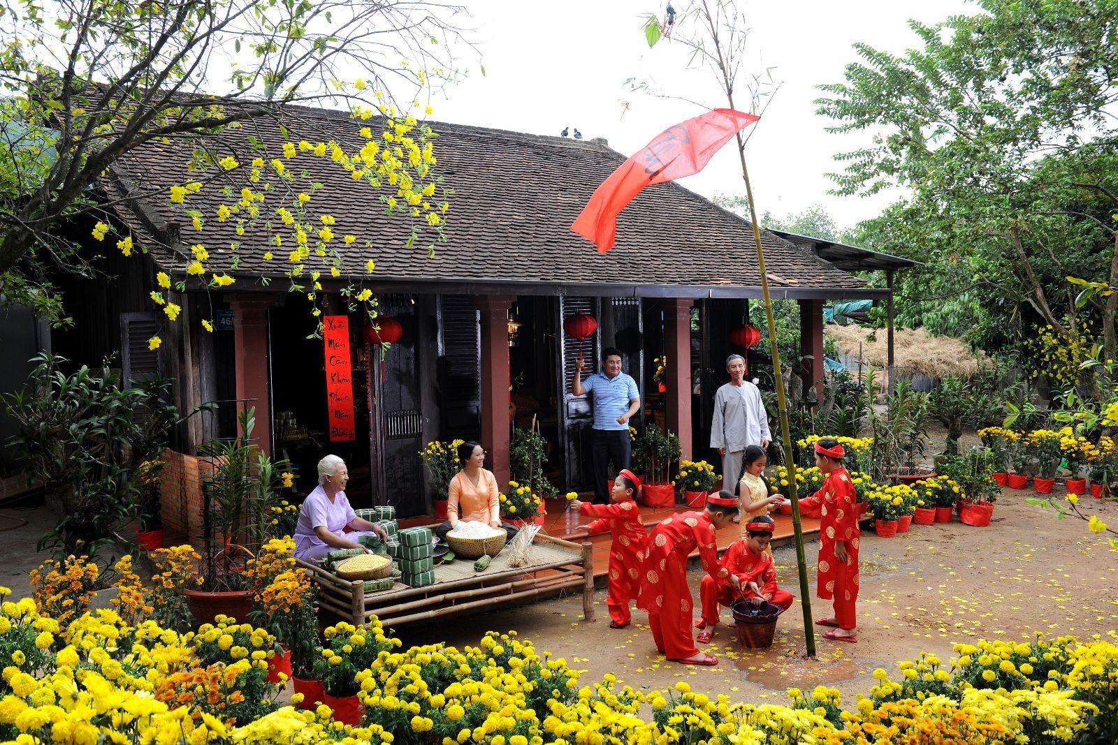 10 phong tục truyền thống trong dịp Tết Nguyên Đán của người Việt