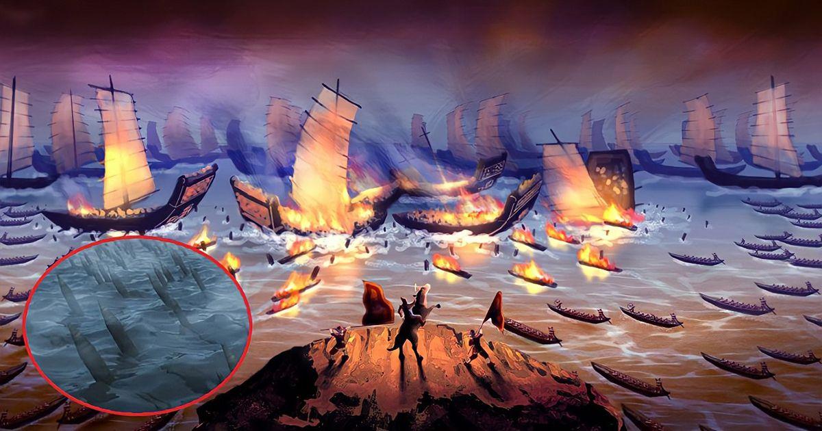 Di tích Bạch Đằng Giang và 3 trận đánh dùng chiến thuật đóng cọc trên sông