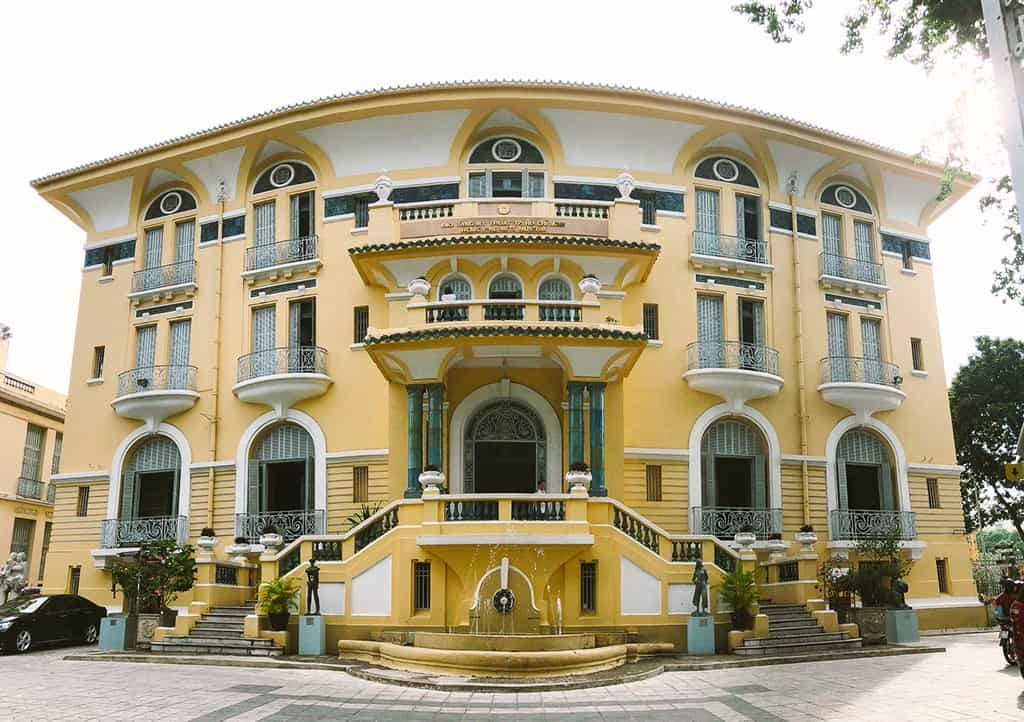 Three places featuring the cultural and historical values of Ho Chi Minh City