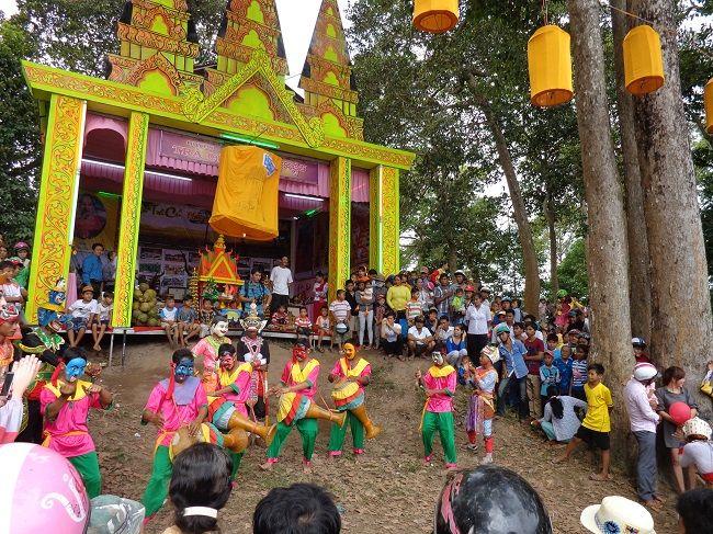 Độc đáo lễ hội văn hóa Ok Om Bok của người Khmer ở Trà Vinh