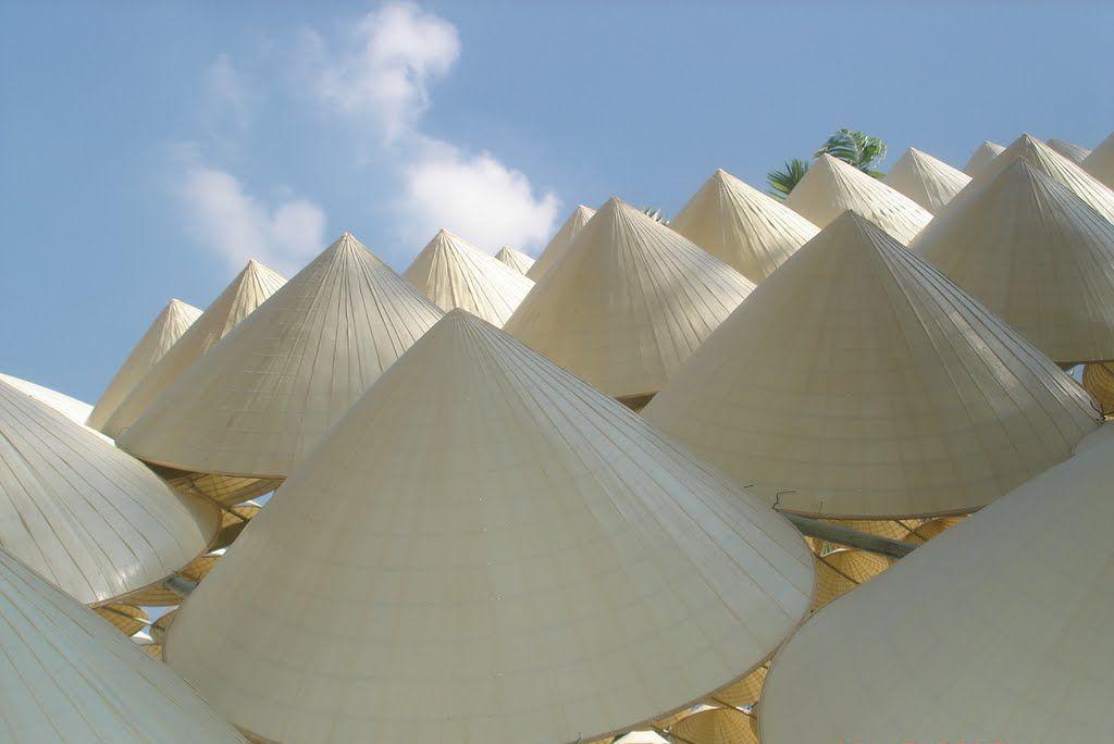 Làng Chuông - nơi sản sinh ra những chiếc nón lá Việt Nam
