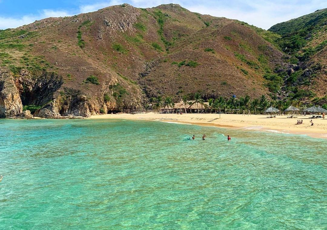 """Ky Co - an intact """"paradise of sea and islands"""" in Quy Nhon"""