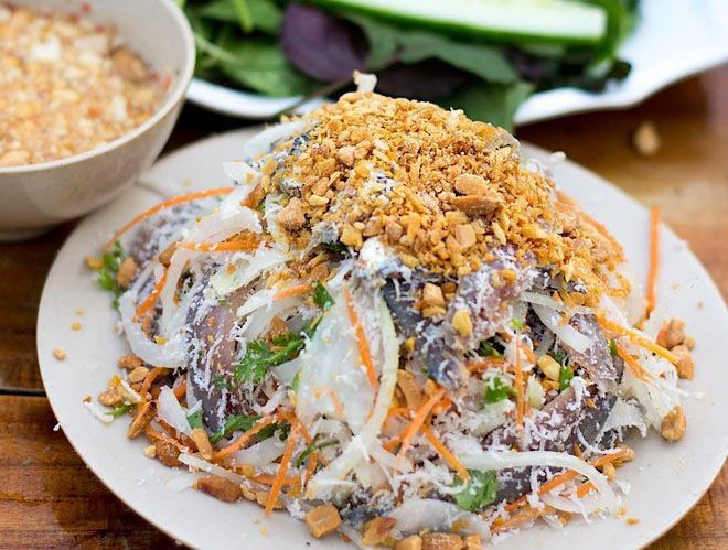Four rustic yet impressive specialties in Tra Vinh