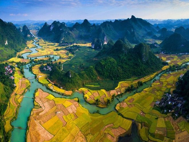 The itinerary to explore the majestic Cao Bang in two days and one night
