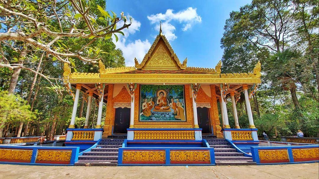 Three destinations featuring Soc Trang's culture
