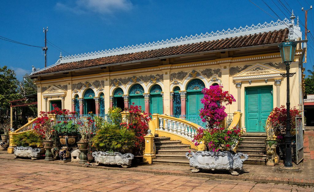 Discover the most beautiful Binh Thuy ancient house in Can Tho with unique architecture