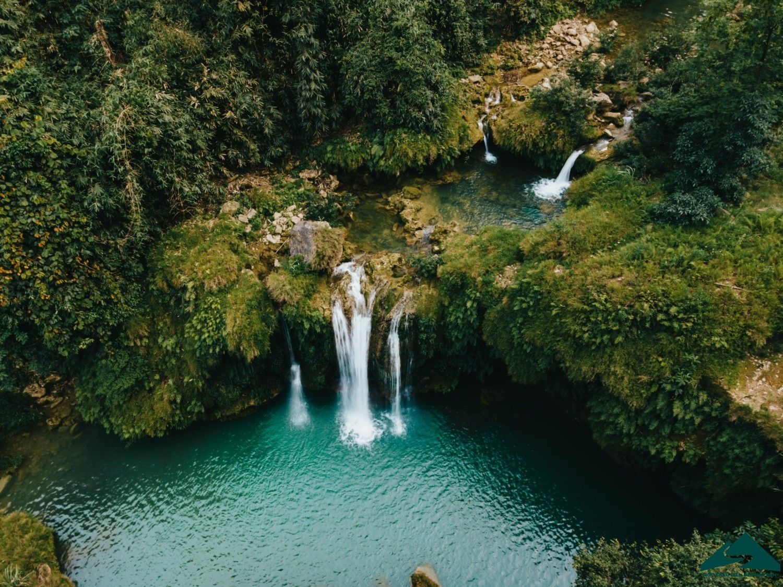 Trải nghiệm thác Nàng Tiên được mệnh danh là nàng thơ giữa núi rừng Mộc Châu