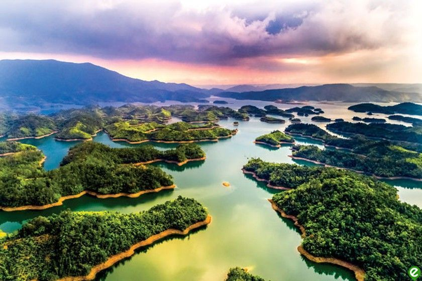 高原中部(Tay Nguyen、タイグエン)の自然の傑作、ターデュン湖個人旅行記