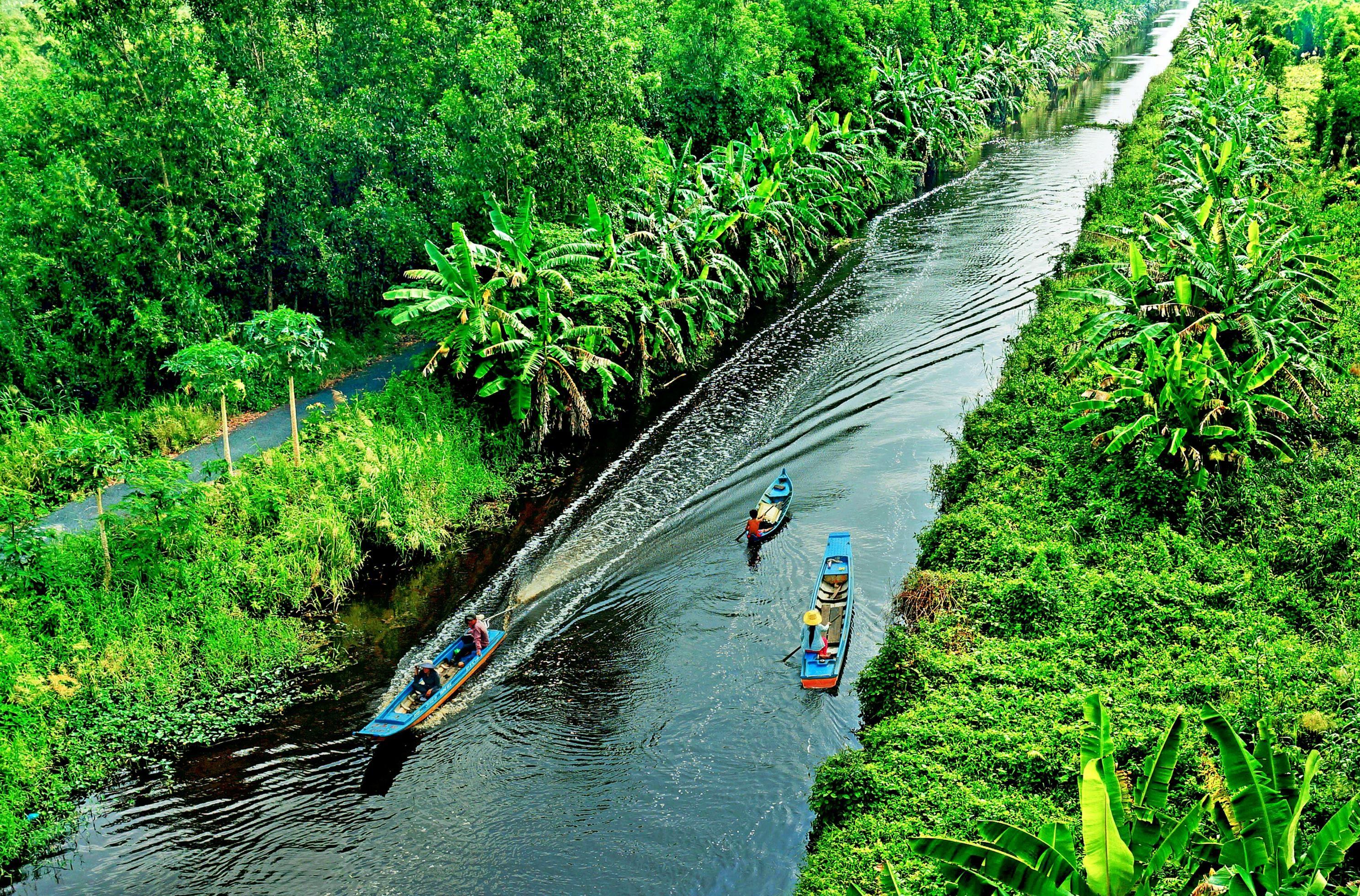 5 điểm du lịch hoang sơ nhưng cực hút khách ở Cà Mau