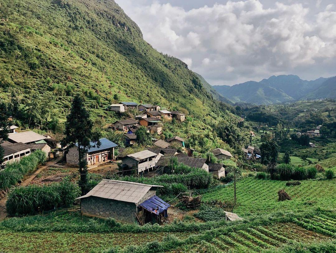 Thị trấn Phó Bảng đẹp tựa cổ tích giữa núi rừng Tây Bắc