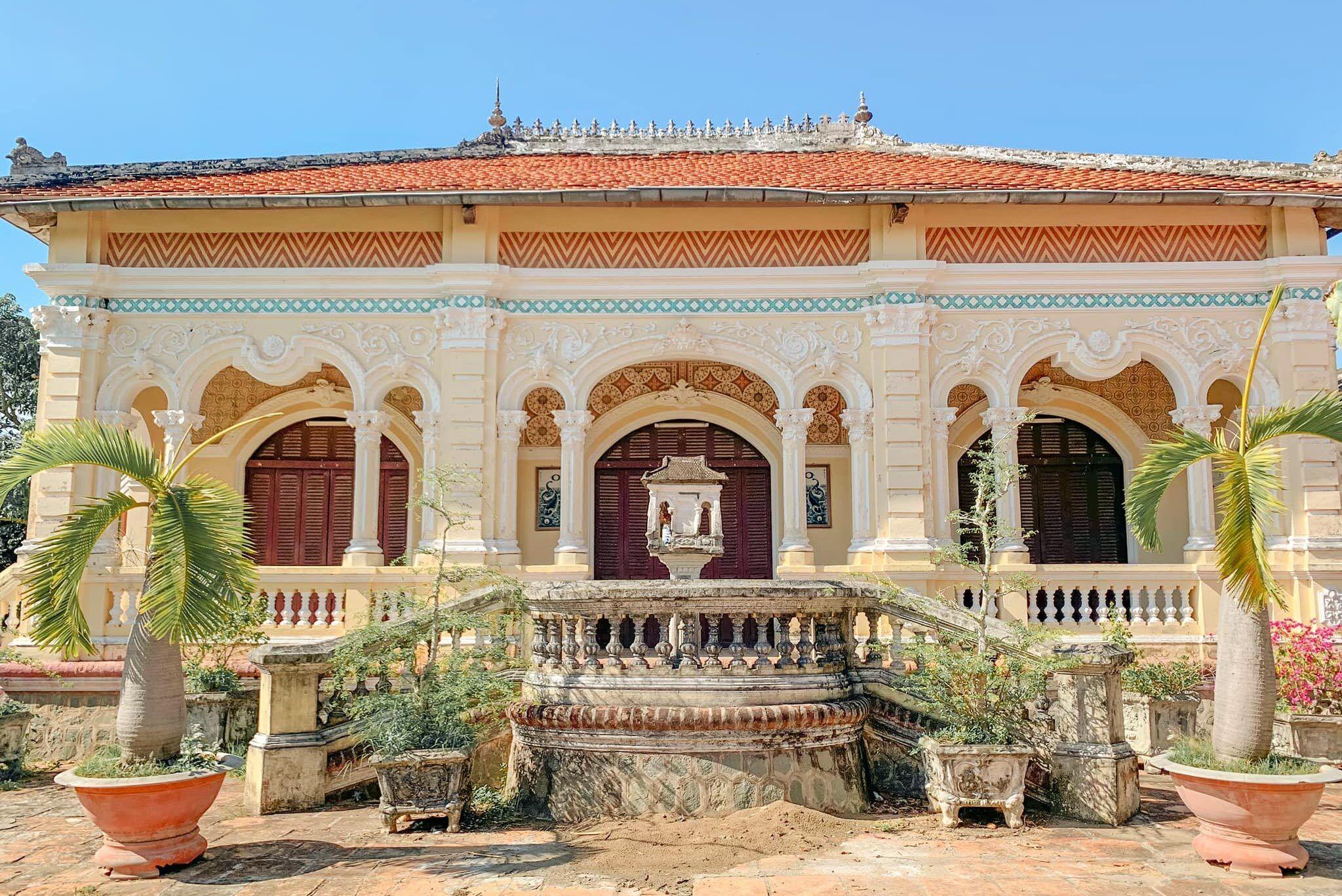 Tham quan nhà cổ Cai Cường - một trong những nhà cổ đẹp nhất miền Tây