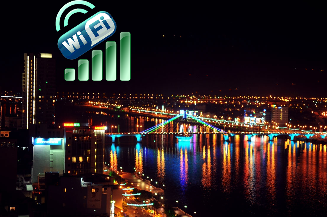 Two things you need to know about the free wifi service in Da Nang city
