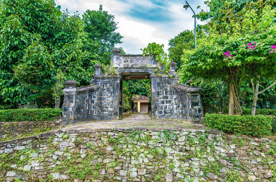 Three interesting things that make Loc Yen ancient village attractive to many visitors
