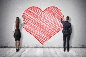 社内恋愛のメリット