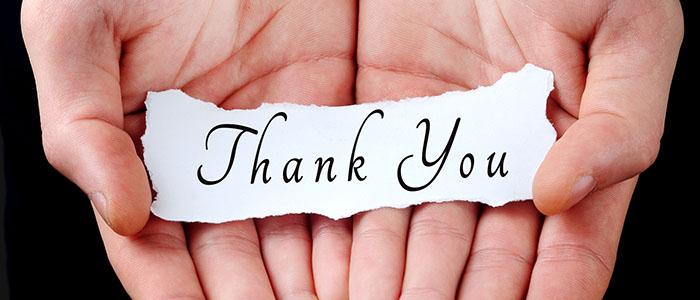 感謝の気持ちを伝える - 恋人と長続きする方法