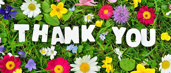 感謝を伝えることができる - モテる男性の条件