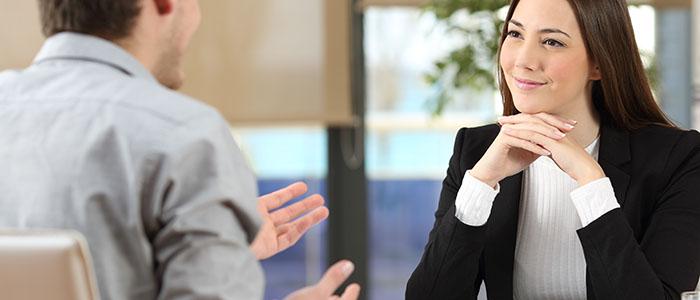 ハイスペック男性に求められるもの - 聞き上手な女性