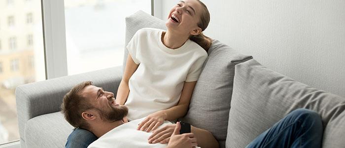 彼女に甘えられる男性 - 一途な男性の見分け方
