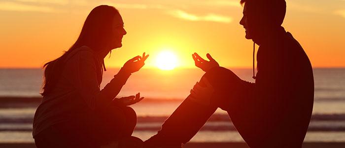 積極的に自分のことを話そう - バツイチの恋活・婚活成功法