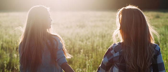 友人に付き添ってもらう - 別れ話をする前にできること