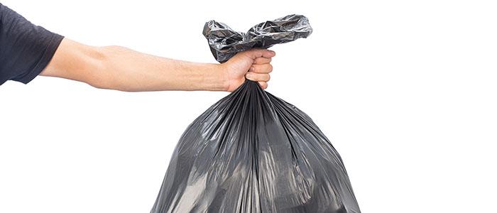 ゴミを入れる袋 - 夏祭りデートのおすすめ持ち物