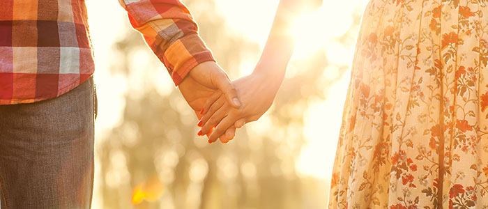 お付き合いが長続きしそう - 恋愛経験が少ない女性のイメージ