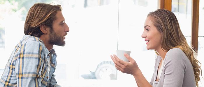 たくさん会話をしよう - 片思いを成就させる方法