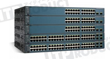 WS-C3560V2-24TS-S(Sale品、中古)イメージ