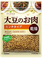 ダイズラボ 大豆のお肉ミンチ乾燥タイプ