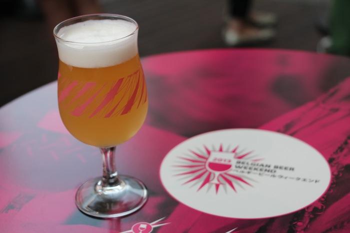 ベルギービールウィーク東京エンド2013オリジナルグラス