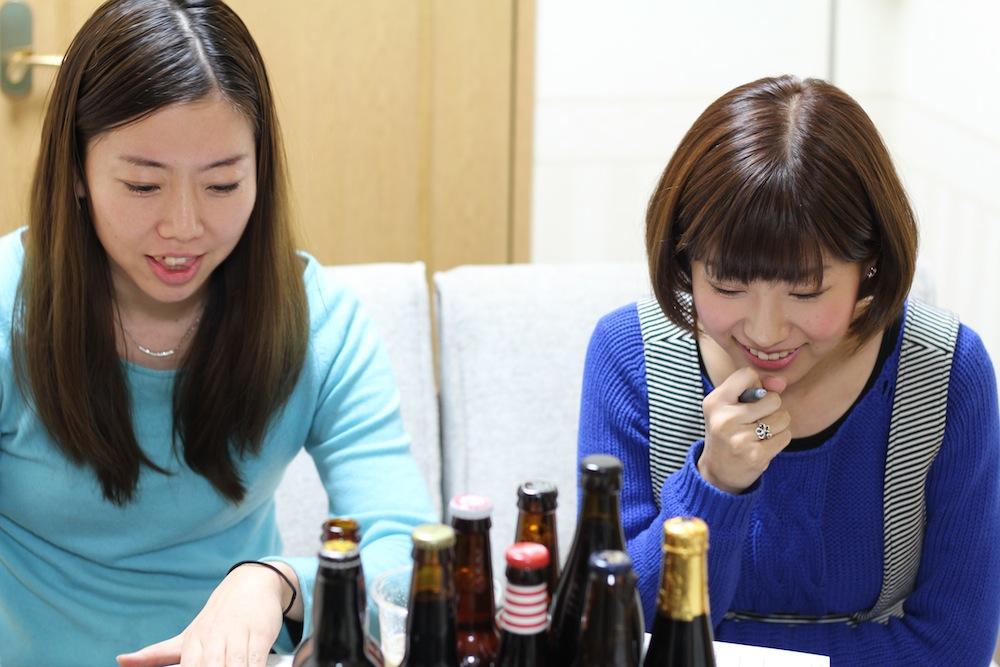 採点中...:ビール好きな彼にプレゼントしたい、バレンタインギフトにおススメのクラフトビール(天野麻菜×yucco)