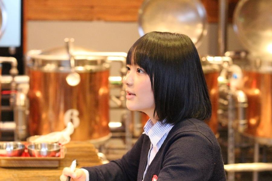 思い出や笑顔を生み出す 世界に一つだけのビール造り体験 -木内酒造(ネストビール)鈴木 ひとみさん-