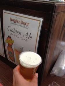 地ビール祭り京都2014ナギサビール ゴールデンエール