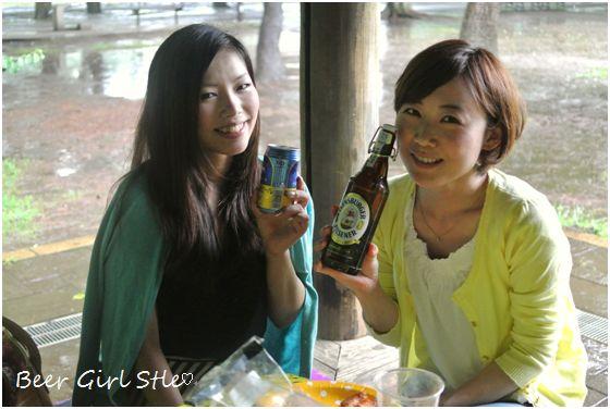 【BG Style♡】雨の晴れ間の大人ピクニック