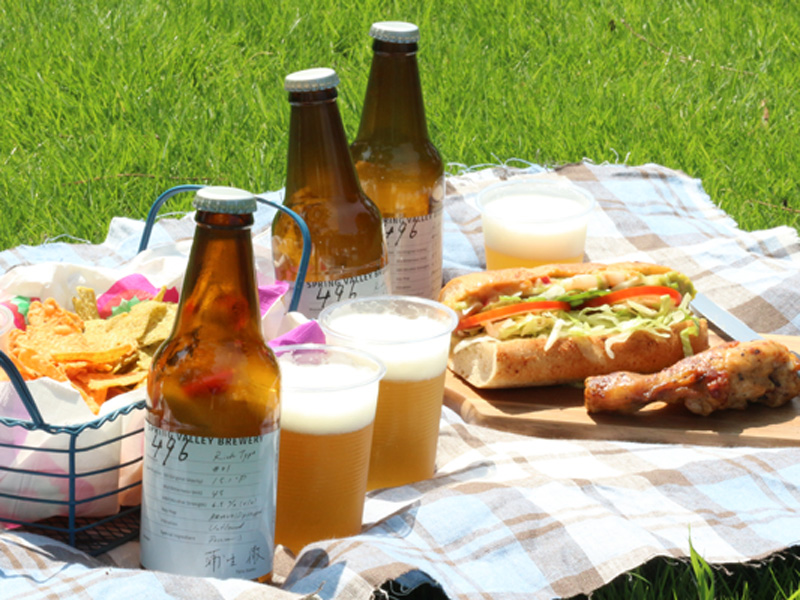 キリンのクラフトビールプロジェクト『SPRING VALLEY BREWERY』