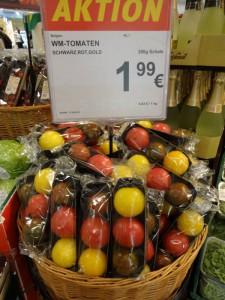 ドイツ トマト