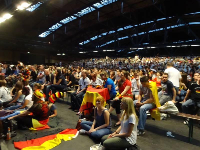 サッカーワールドカップ ドイツ