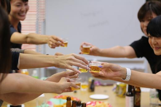 ビール女子 座談会