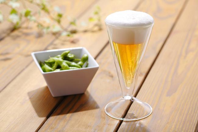 二重構造ビールグラス