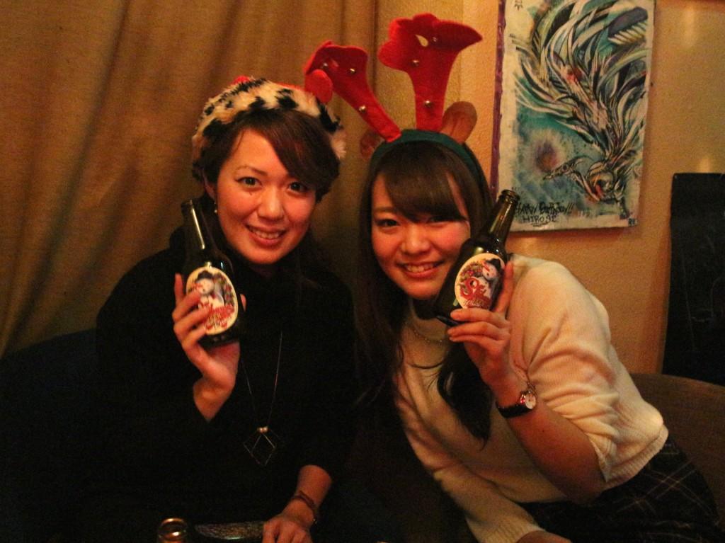 """alt=""""宇田川カフェ 別館 渋谷BEER クリスマス"""""""