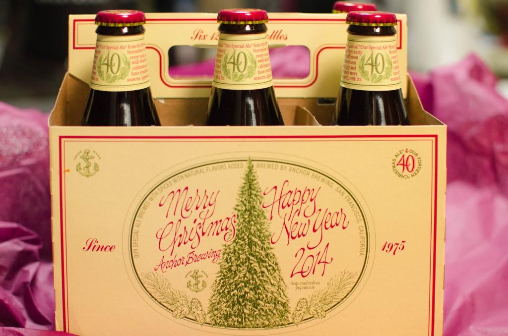 ホリデーシーズンビール