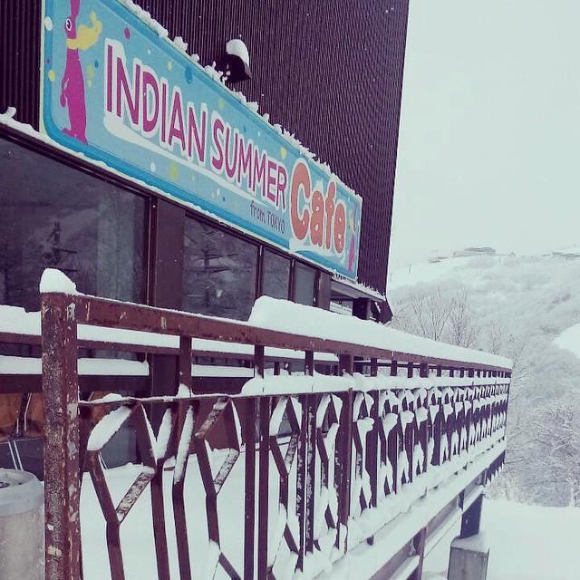 インディアンサマーカフェ
