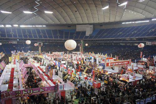 画像:ふるさと祭り東京2015会場