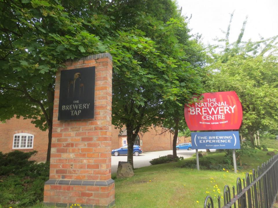 National Brewery Centre ビール博物館 イギリス