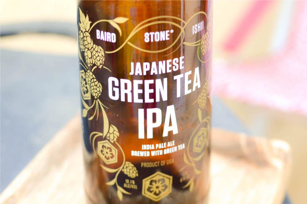 Japanese Green Tea IPA 東日本大震災 支援
